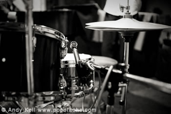 Andy Keil drum photo 1